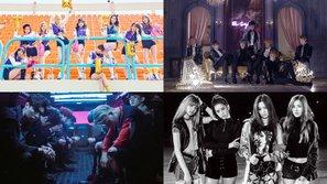 Top 20 ca khúc Kpop hay nhất năm 2016 được bình chọn bởi các chuyên gia Billboard