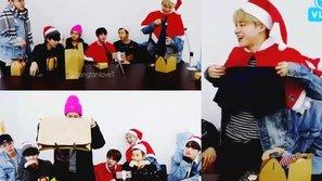 Ôm bụng cười với loạt món quà Giáng Sinh ý nghĩa của 7 chàng trai BTS