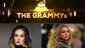 """Adele """"chiến"""" Beyonce - Grammy 2017: Khi âm nhạc cũng có El Clasico!"""