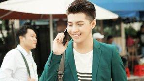 Noo Phước Thịnh khiến fan thích thú khi đóng phim ngắn chiếu Tết