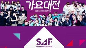 """5 lý do khiến fan KPOP """"tức anh ách"""" sau khi xem SBS Gayo Daejun 2016"""