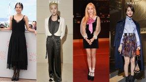 Vogue bình chọn 12 sao Hàn là fashionista sáng giá nhất năm 2016
