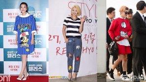 Ngắm dàn idol Kpop cực đáng yêu trong trang phục với họa tiết hoạt hình