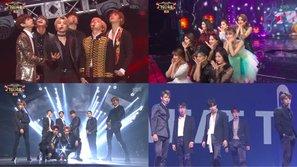 Điểm lại hàng loạt màn trình diễn khó quên tại KBS Gayo Daechukje 2016