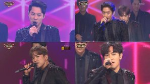 Idolgroup kỳ cựu được netizen khen hát live
