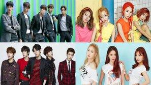 Netizen Hàn bình chọn những nghệ sĩ Kpop tiềm năng nhất nhưng mãi không thể nổi tiếng