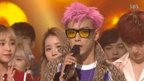 Inkigayo 1/1: Big Bang ôm cúp tuần đầu tiên của năm mới