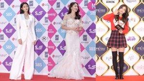 Điểm danh phong cách được dàn sao nữ Hàn ưa diện nhất trong các sự kiện cuối năm