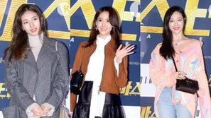 Mỹ nhân nhà JYP và SM đọ sắc cùng nhau tại sự kiện công chiếu phim