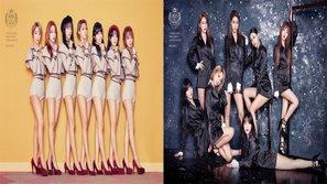 Ra mắt cùng lúc 2 MV mới, AOA bị netizen Hàn