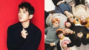 """Lee Minwoo: """"Tôi nghĩ rằng BTS sẽ có tiềm năng tồn tại lâu dài như Shinhwa"""""""