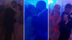 Drake hôn đàn chị hơn 18 tuổi, xác nhận chuyện hẹn hò trong tiệc năm mới