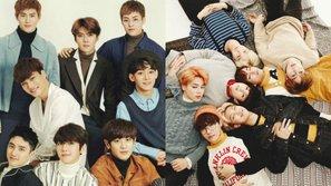 Bình chọn Golden Disk Awards 31: EXO rơi khỏi vị trí dẫn đầu, BTS bảo toàn thứ hạng
