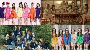 Netizen nghĩ gì về trận chiến girlgroup đầu năm 2017?