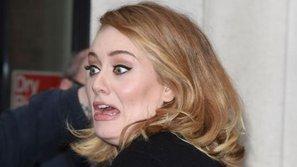 Adele và những biểu cảm khiến fan không khỏi bật cười