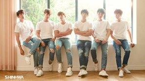 Shinhwa không thể nhớ tên các nhóm nữ hậu bối?
