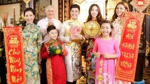 Sau phim ngắn, Noo Phước Thịnh tiếp tục sánh đôi cùng học trò Hà Hồ trong MV Tết