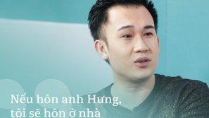 """Dương Triệu Vũ khiến khán giả hoang mang khi thừa nhận """"tình yêu"""" với Mr. Đàm?"""