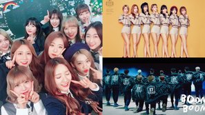 Điểm mặt 3 idolgroup nổi bật trên Show! Music Core tuần đầu của năm 2017