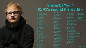 Không thể tin nổi, ca khúc mới gây nghiện của Ed Sheeran đang