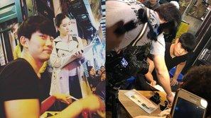 """""""Bấn loạn"""" trước những hình ảnh cực giản dị và gần gũi của Taecyeon (2PM) tại Hà Nội"""
