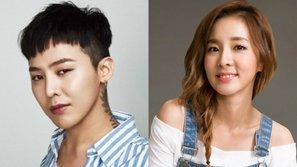 """Hóa ra màn tình tứ chỉ là trò """"lừa đảo"""" của cặp đôi G-Dragon và Dara!"""