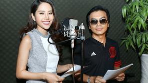 Hoa hậu Trái đất Nam Em song ca ngọt ngào cùng Mạnh Quỳnh trong single Xuân