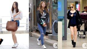 """Dàn """"mỹ nhân"""" kpop gợi ý 4 kiểu áo cơ bản mà cô nàng nào cũng cần có"""