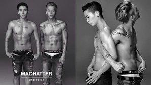 YG cần phải cho 2 anh chàng vũ công phụ họa này ra mắt ngay lập tức!