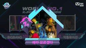 M! Countdown 12/1: Big Bang tiếp tục giành cúp, boygroup huyền thoại Kpop trở lại