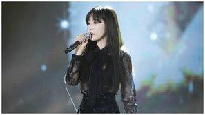 GDAs 31: Bất chấp lỗi kỹ thuật không như ý, chỉ một nụ cười của Taeyeon đã khiến fan KPOP phải ngẩn ngơ
