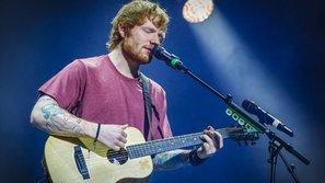 Ed Sheeran xác lập kỷ lục mới trên bảng xếp hạng âm nhạc Anh quốc