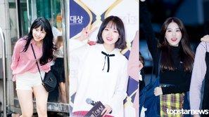 """3 """"ngọc nữ"""" của Produce 101 cùng thử sức làm MC"""