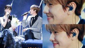 """Nhìn Suzy đầy tình tứ khi biểu diễn, Baekhyun bị netizen Hàn chê """"trèo cao"""""""