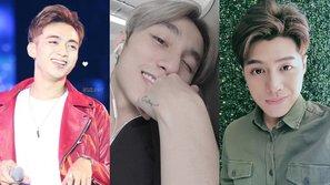 Isaac, Sơn Tùng M-TP, Soobin Hoàng Sơn mê mệt kiểu tóc bổ luống huyền thoại của anh Bo
