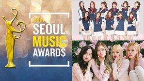 """Công bố dàn sao tham dự Seoul Music Awards 26: Black Pink và I.O.I """"lại"""" đụng độ, giải tân binh sẽ về tay ai?"""