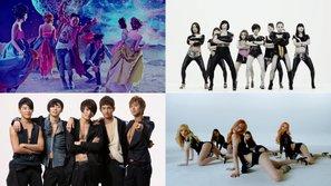 Điểm lại top 10 MV Kpop bị nhà đài cấm sóng vì quá gợi cảm