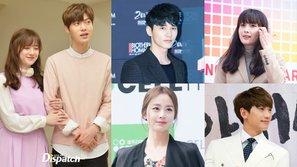 3 cặp đôi gây nhiều tò mò nhất trong làng giải trí Hàn Quốc