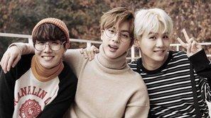 Cuộc đối thoại hài hước trong group chat của BTS khiến netizen chỉ còn biết cười bò