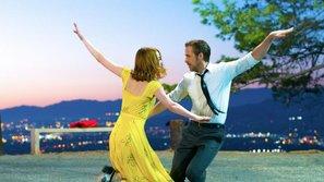 """Hai ca khúc của phim """"La La Land"""" lọt vào danh sách đề cử Oscar"""