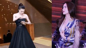 Những lần mỹ nhân Việt bối rối vì váy áo hớ hênh