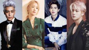 100 Idol bình chọn ra Idol đẹp nhất KPOP!