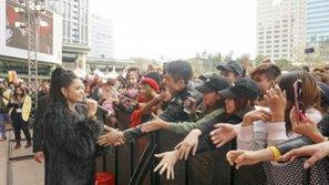 Cận Tết, vợ chồng Tim - Trương Quỳnh Anh vẫn chạy show tận Đài Loan