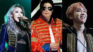4 thần tượng được mệnh danh là bản sao Michael Jackson ở KPOP