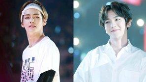 Fan tự hào với hành động ấm áp của V (BTS) dành cho Baekhyun (EXO)