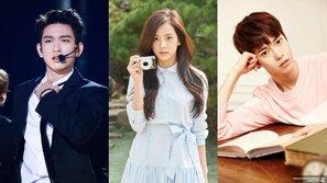 """Chuyện thật như đùa: Dàn trai xinh gái đẹp của BIG3 cùng tụ hội cho vị trí MC của """"Inkigayo"""""""