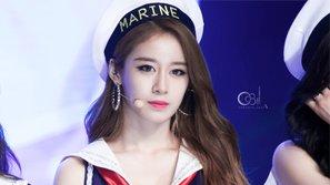 Fan xót xa khi Jiyeon (T-ara) rơi nước mắt ngay trên sóng trực tiếp vì những bình luận ác ý