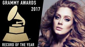 Điểm lại 5 ca khúc hay nhất của Grammy 2017