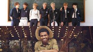 BTS sẽ hợp tác với ca sĩ, nhạc sĩ người Mỹ - Raury?