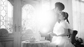 Cặp đôi Moon Hee Jun - Soyul công bố ảnh cưới đẹp như phim